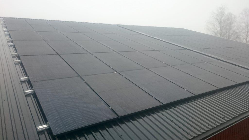 28 Kw med SolarEdge